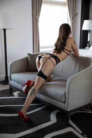 Aube independent escorts in Falls Church