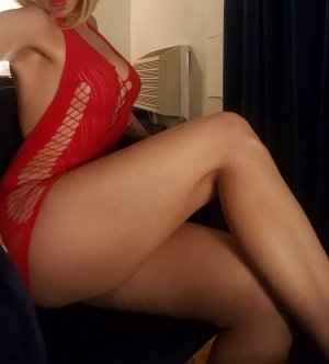 Kisha escort girl in Chaparral